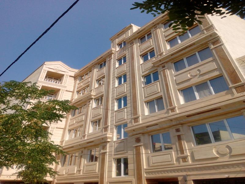 ساختمان صوفیا نمای 2 - خورشید پارسیان