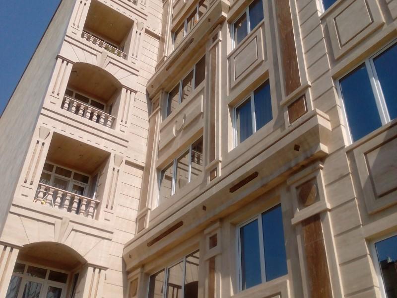 ساختمان صوفیا نمای 3 - خورشید پارسیان