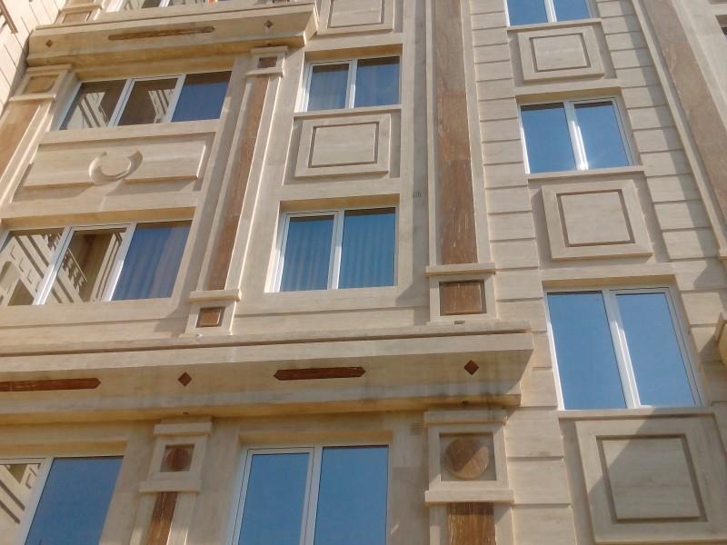 ساختمان صوفیا نمای 5 - خورشید پارسیان